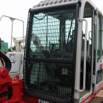 Takeuchi TB175 with Stone Guard